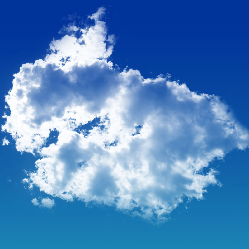 24 Clouds » High Resolution Adobe Photoshop Brushes ...